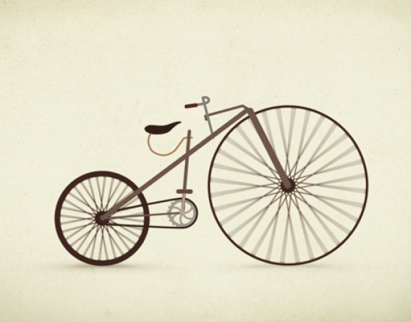 A Visual History Of The Bicycle