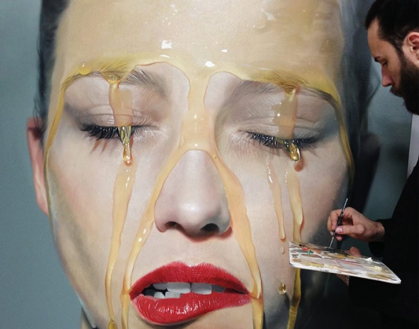 Hyperreal by Mike Dargas