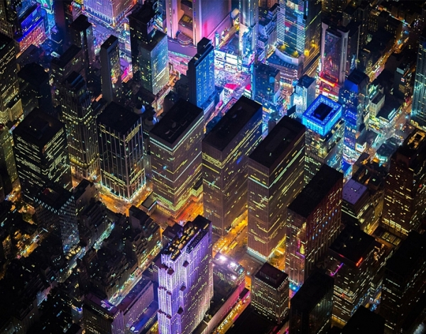 Night Over New York