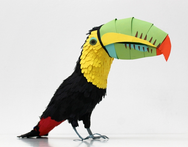 Incredible Paper Birds