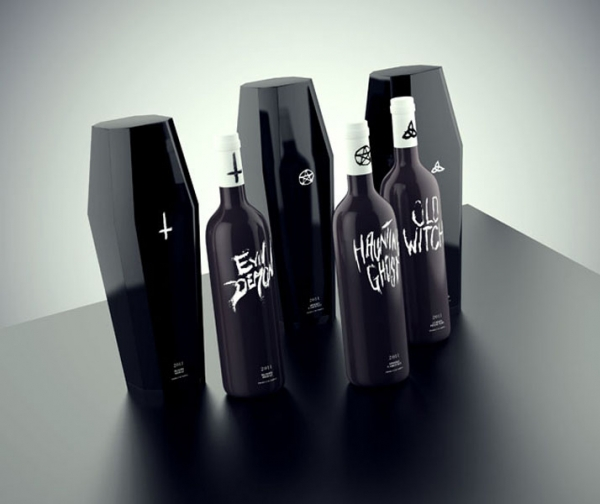 The Unholy Wine Collection
