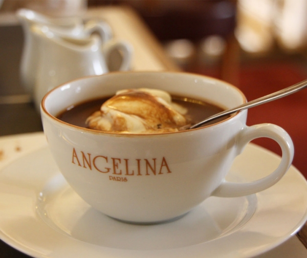 Cafe Angelina