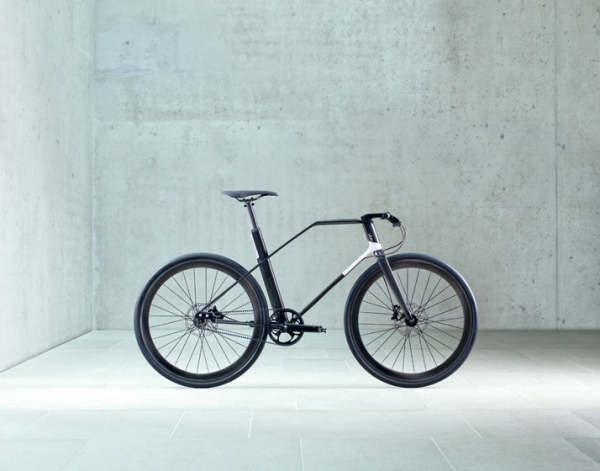 The Coren - Urban Carbon Bike