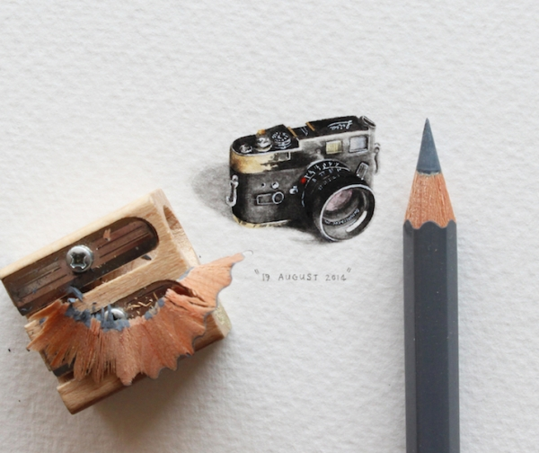 365 Paintings for Ants