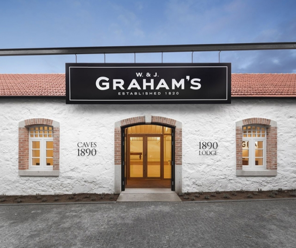 Graham's 1890 Lodge