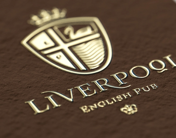 Liverpool English Pub Identity