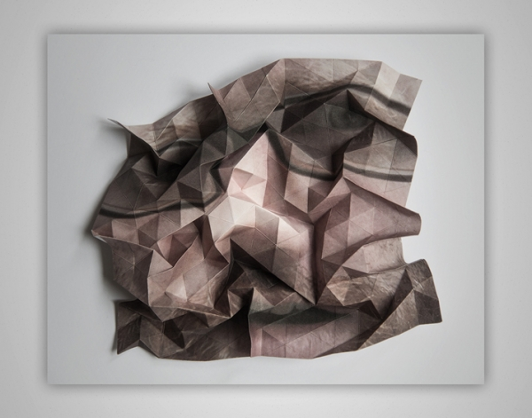 Sculptural Printed Photographs
