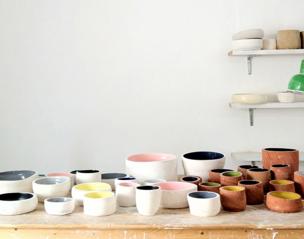Extrusion Bowls by Apparatu