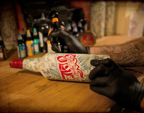 J&B Limited Tattooed Edition