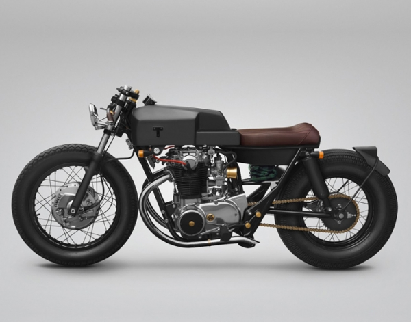 Transformation of 1968 Yamaha