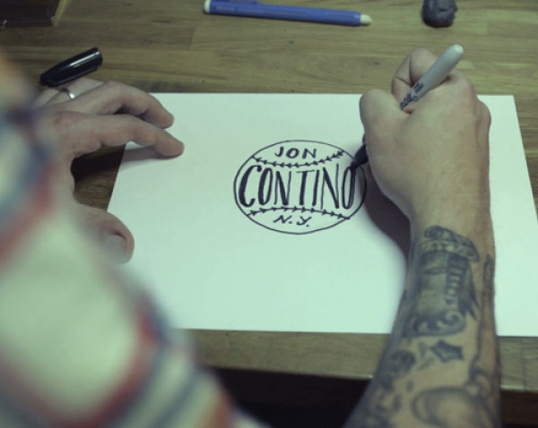 Interview with Jon Contino