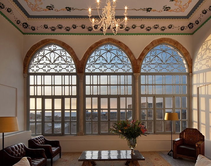 The Efendi Hotel in Israel