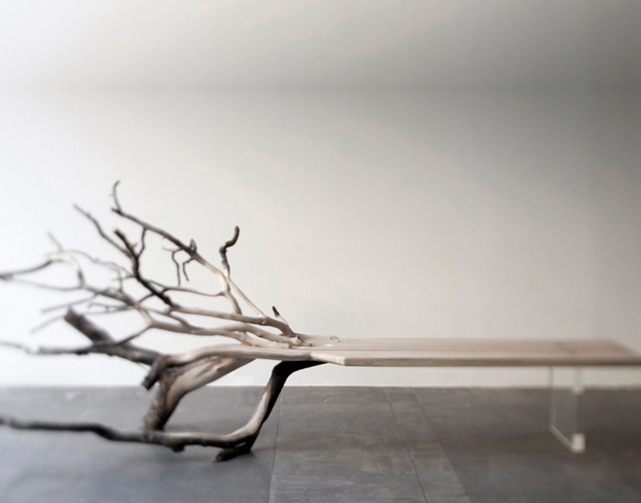 The fallenTree Bench