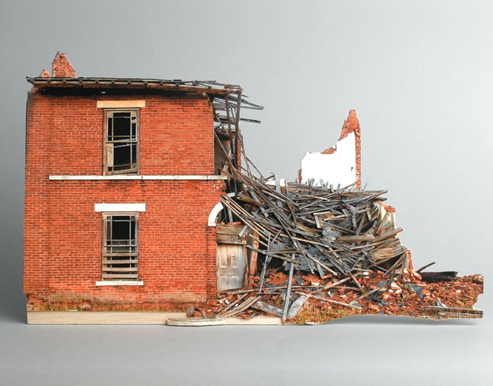 Scale Models of Decaying Homes