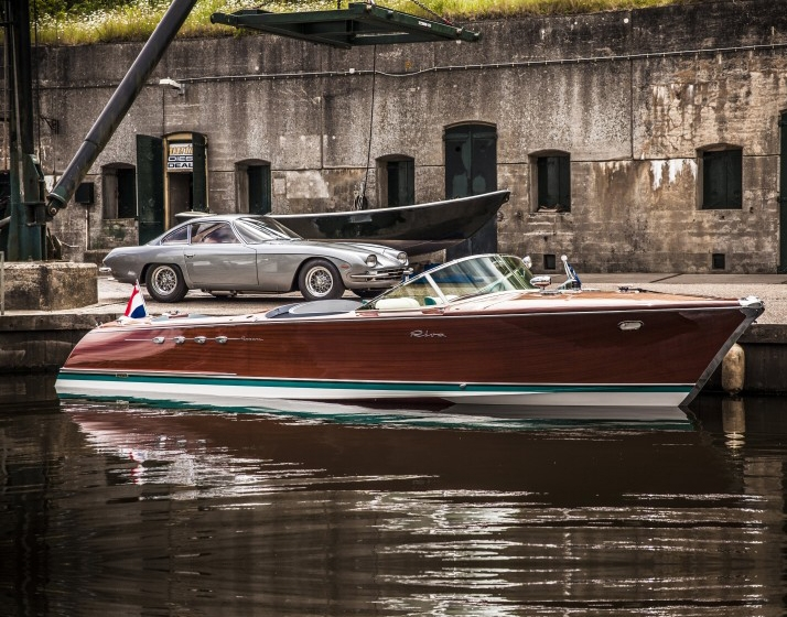 The Lamborghini Riva Aquarama