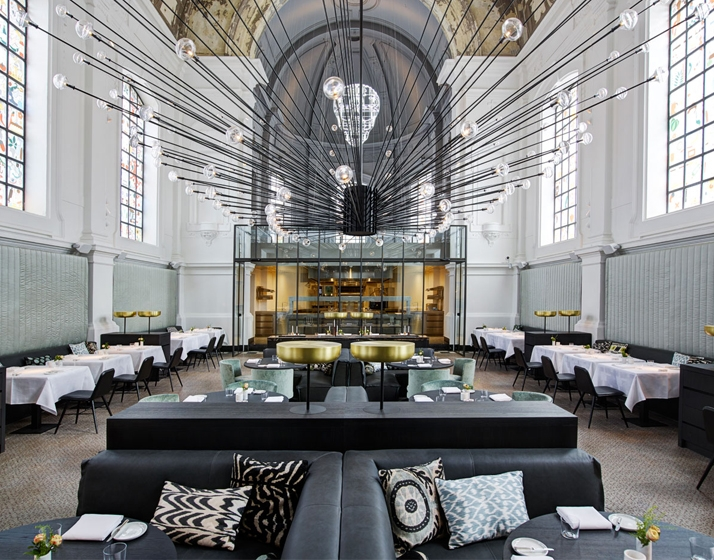Restaurant 'The Jane' Antwerp