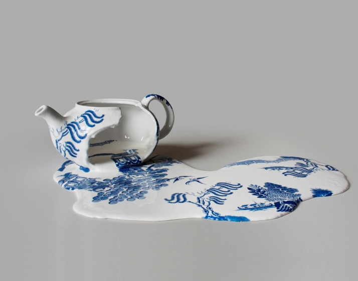Melting Ceramics