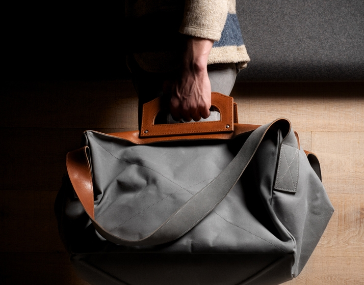 Square1 Holdall
