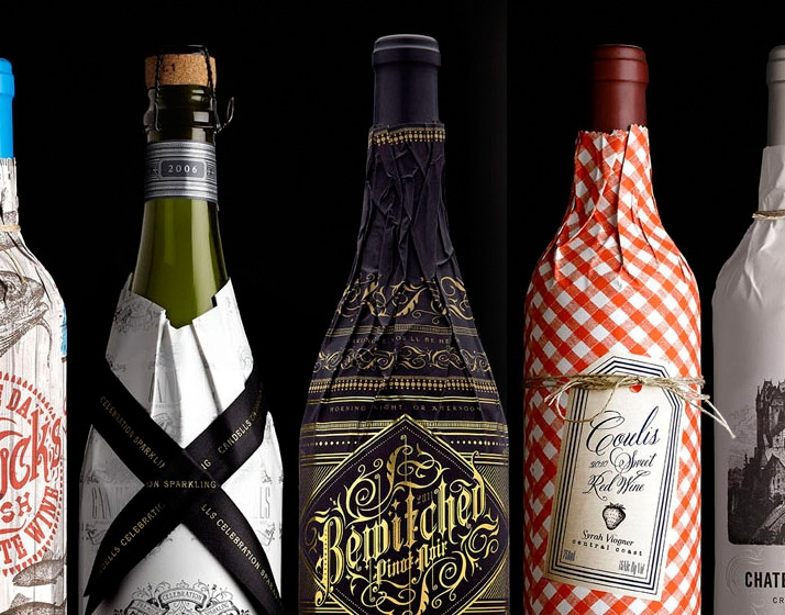 New Range of Wine Designs