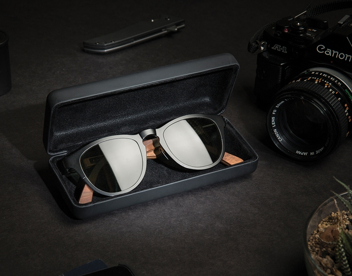 Shwood - Wood Sunglasses